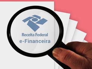 RFB promove alterações na e-Financeira