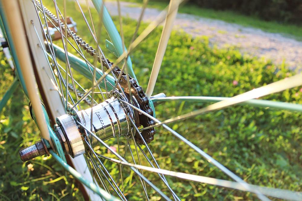 bike chain bicycle