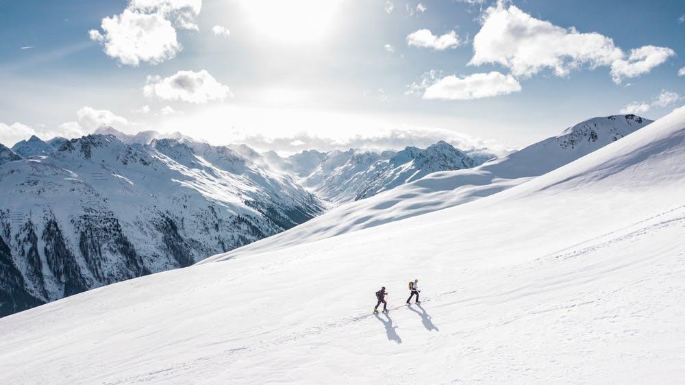 Skitour Berge