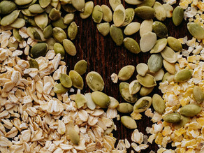 Futter für die Muskeln: Selbstgemachte Proteinriegel