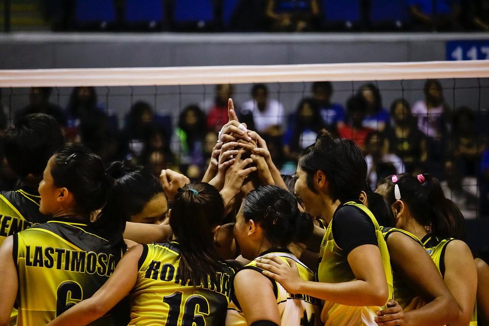 Volleyballteam Frauen High Five