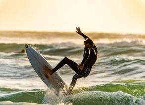Auf der grünen Welle - nachhaltiges Surfen