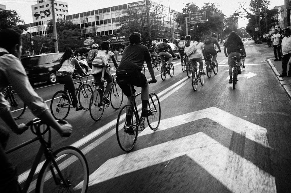 bikes street