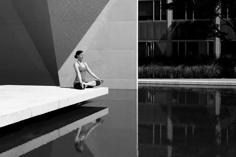 Yoga Meditieren