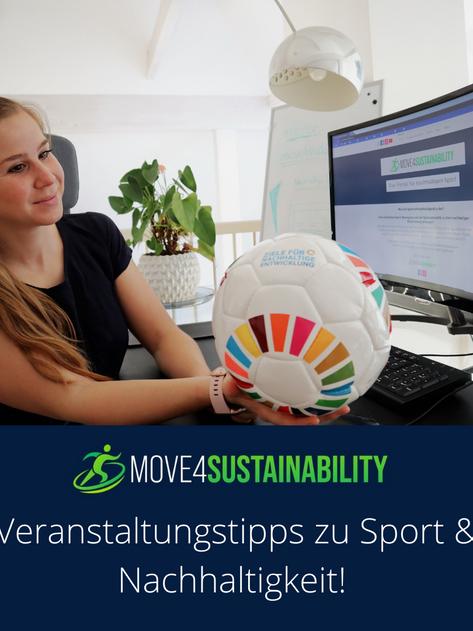 Nachhaltiger Sport: Veranstaltungstipps für September & Oktober