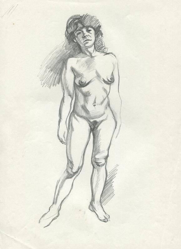 Standing model