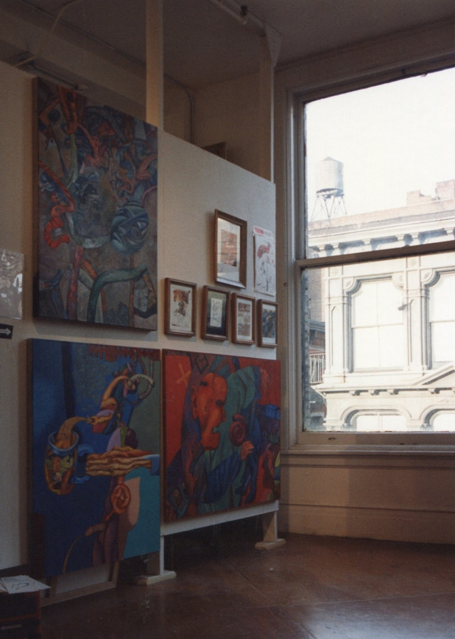 View in the Gallery One.