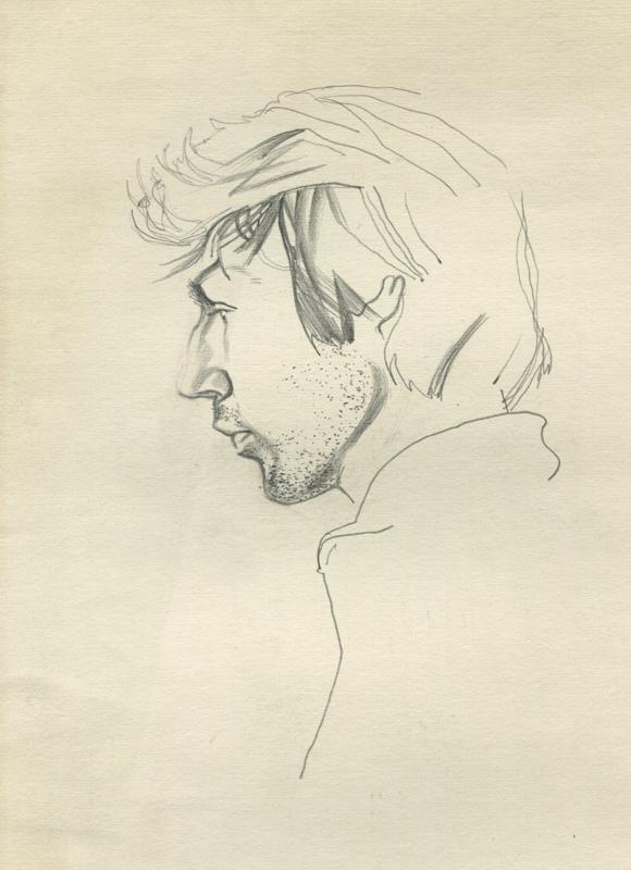 Serge, portrait