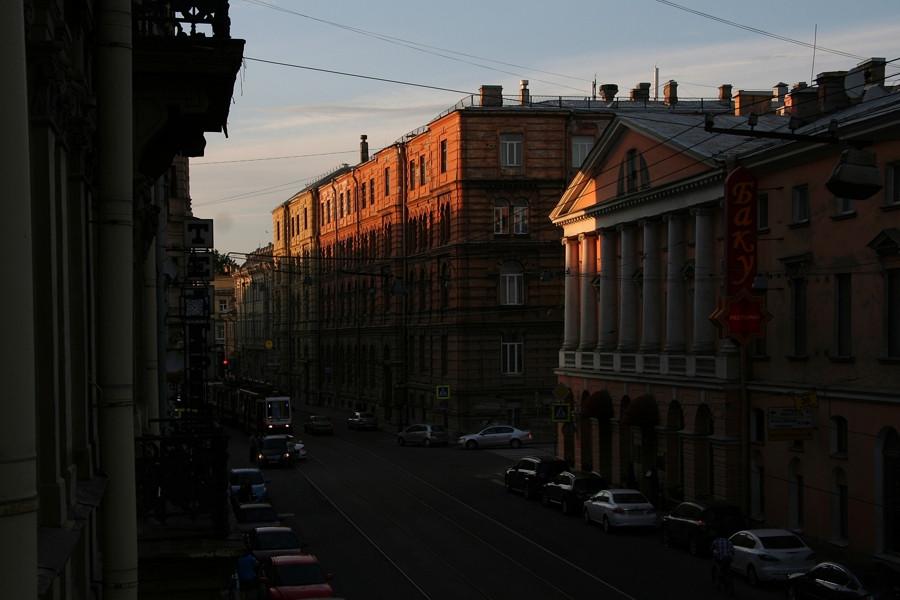 Saint Petersburg, Sadovaya street