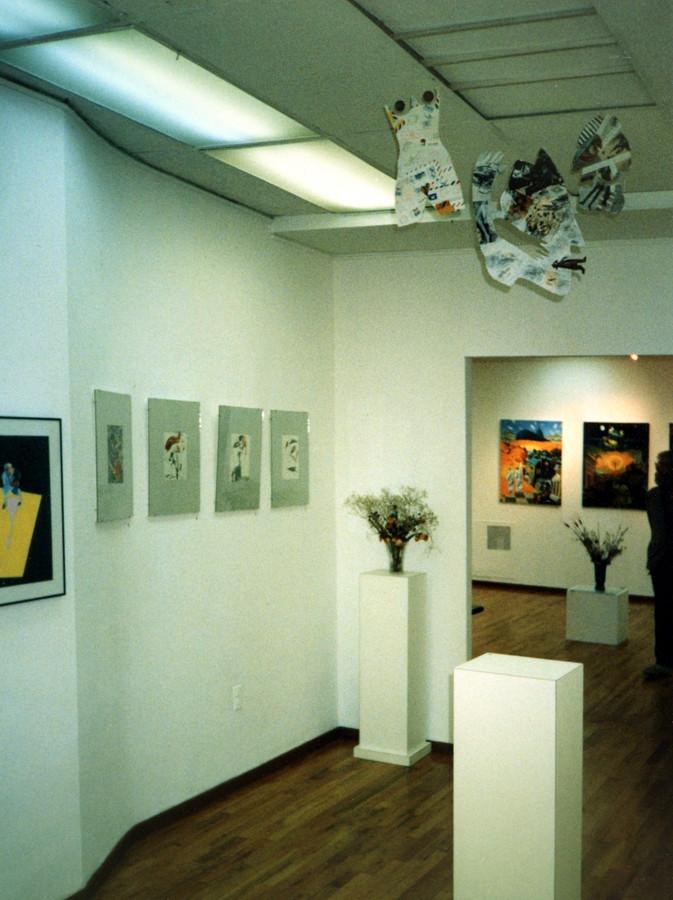 Exhibition in the Omya Gallery