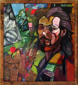 Self portrait in Pargolovo