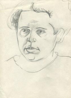 Young man portrait (Slava)