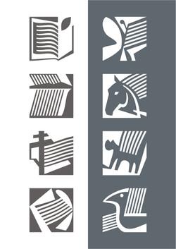 Almanac's pictograms