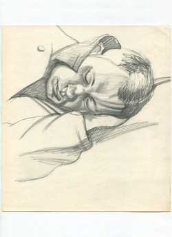 Sleeping soldier