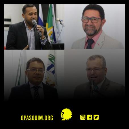 No Cabo, vereadores dizem ter denúncias 'consistentes' contra prefeito