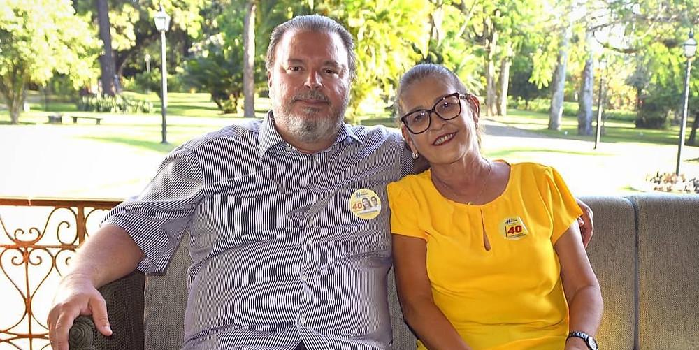 Eduardo Queiroz Monteiro apoia Isabel Hacker para Prefeitura de Rio Formoso. Crédito: Redes sociais
