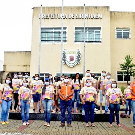 Prefeitura de Sirinhaém anuncia 20 mil máscaras; Diário Oficial aponta aquisição de apenas 16 mil