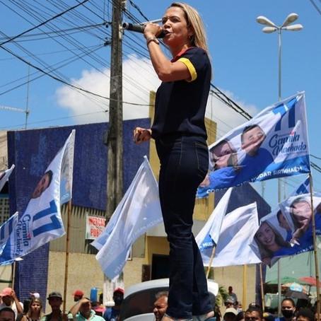 Artigo | Camila Machado leva discurso pós-ideológico a sério