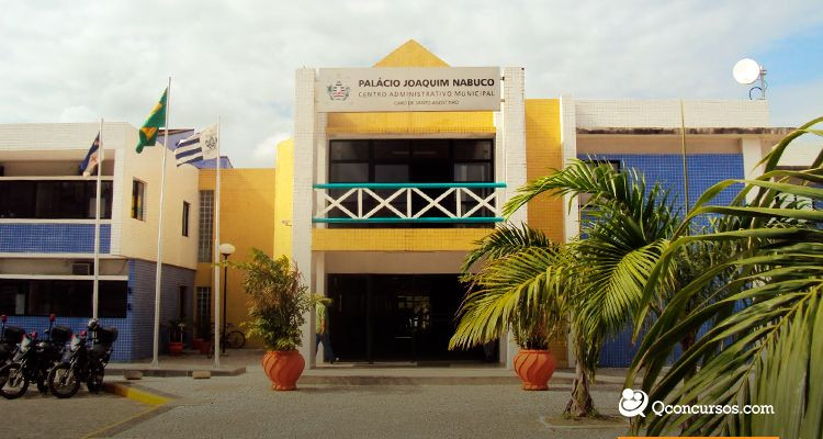 Palácio Joaquim Nabuco | Imagem: Qconcursos.com