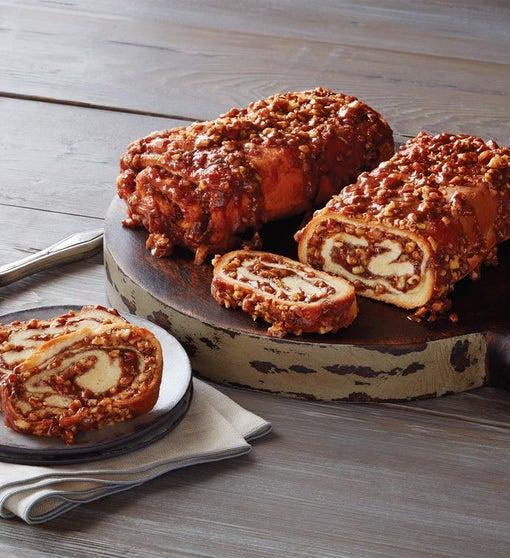 Cinnamon Swirl Roll