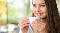 Girl-drinking-coffee 2