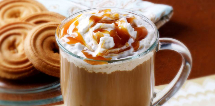 Caramel Escape Coffee
