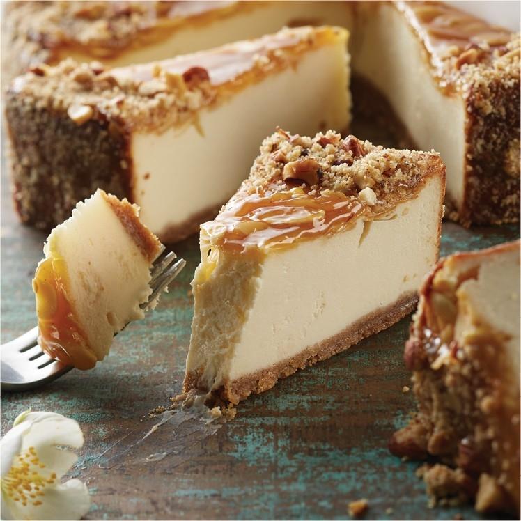 Honey Almond Cheesecake-2
