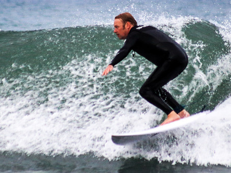 Of Surfers and Sharks