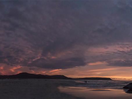 Noordhoek evening glory