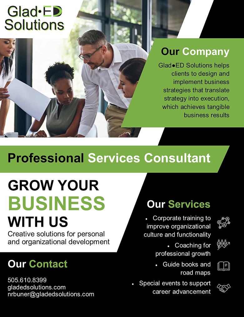 Professional Services Consultant