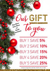 Buy More Save More at L'Image