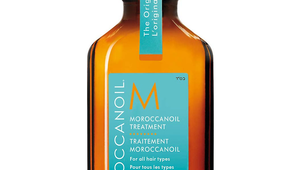 Moroccanoil Treatment The Original Formula for All Hair Types .85 oz