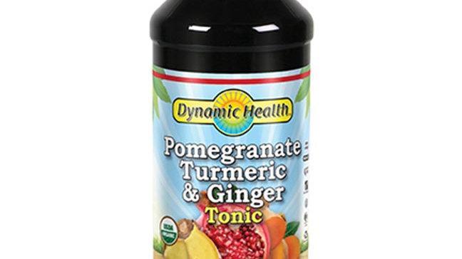 Dynamic Health Pomegranate Turmeric & Ginger Tonic 16 fl. oz.