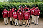 horse riding sidcup group lessons timbertops