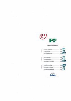 Classifica e risultati