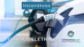 Incentivos à compra de carros elétricos e bicicletas