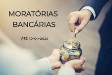 MORATÓRIAS - ATÉ 30/09/2020