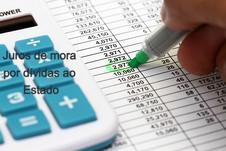 Juros de mora por dívidas ao Estado - Taxa fixada em 4,705%
