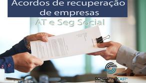 Viabilização de acordos de recuperação de empresas