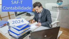 SAF-T da contabilidade só para 2024