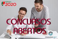 Concursos abertos - Setembro - Portugal 2020
