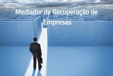 Mediador de recuperação de empresas