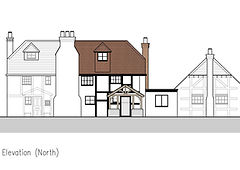 Pre-app, Listed Building and Plannig Applications