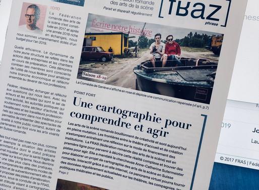La nouvelle Gazette no 2 de la FRAS est sortie