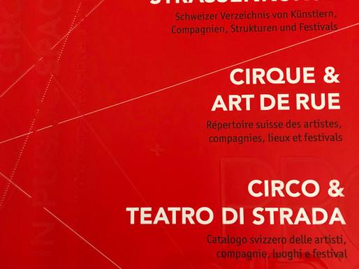 Répertoire suisse des artistes, compagnies, lieux et festivals