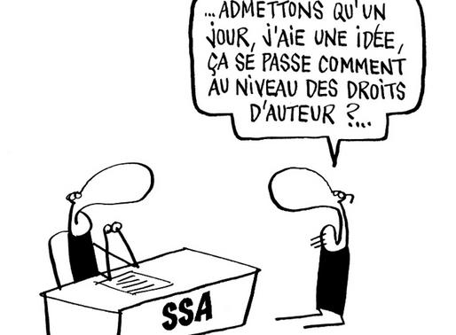 Journées thématiques FRAS Administration : SSA SUISA