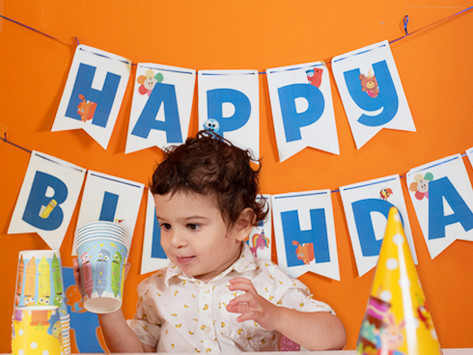 BabyFirst's Birthday Banners (Printable)