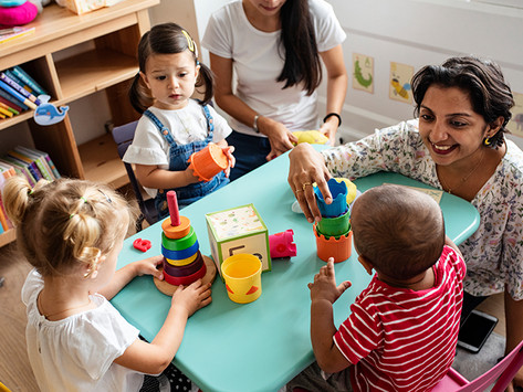 What are the Benefits of Daycare?