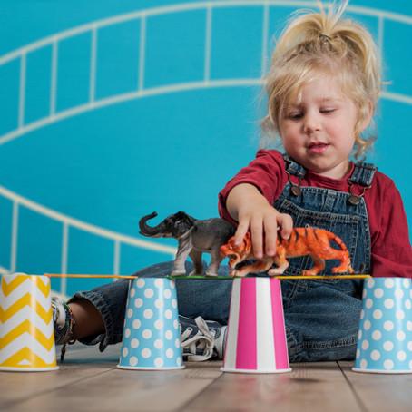 Building Bridges Activity for Preschoolers