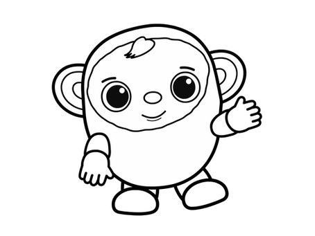 Babyfirst Coloring Pages